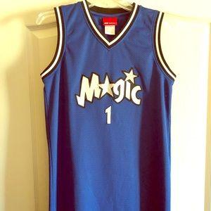 Vintage Tracy McGrady Jersey Dress - NBA Magic
